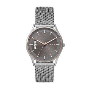 Reloj Hombre Holst  gris de milanesa