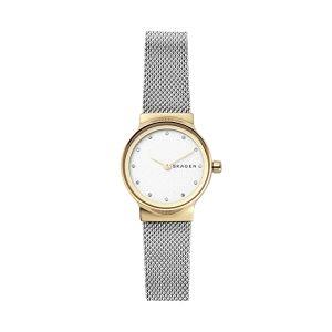 Reloj Mujer Freja bicolor de milanesa