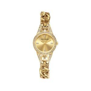Reloj Mujer Golden chic pulsera