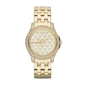 Reloj Mujer dorado Lady Hampton