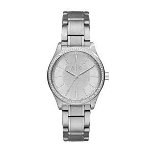Reloj Nicolette de mujer plateado