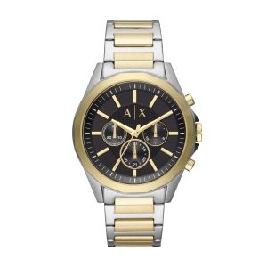 Reloj Hombre Cronografo bicolor-Drexler