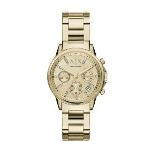 Reloj Mujer dorado crono-Lady Banks