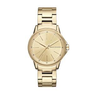 Reloj Unisex Dorado-Lady Banks